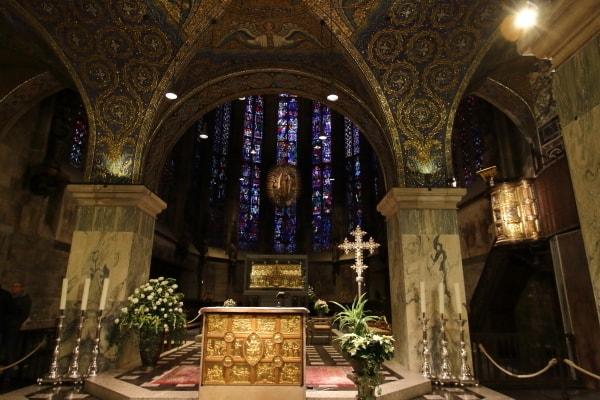 アーヘン大聖堂1