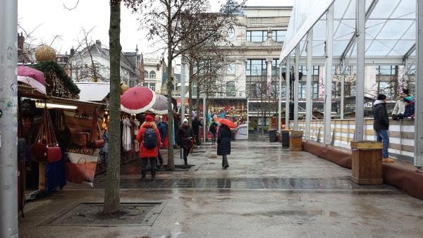 アントワープ_クリスマスマーケット1