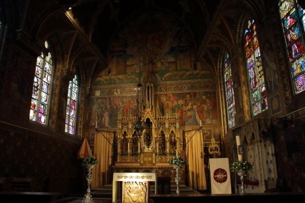ブリュージュ_聖血教会