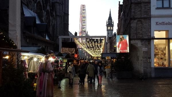 ゲント_クリスマスマーケット3