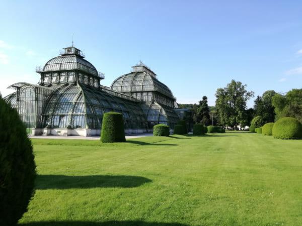 シェーンブルン宮殿_庭園