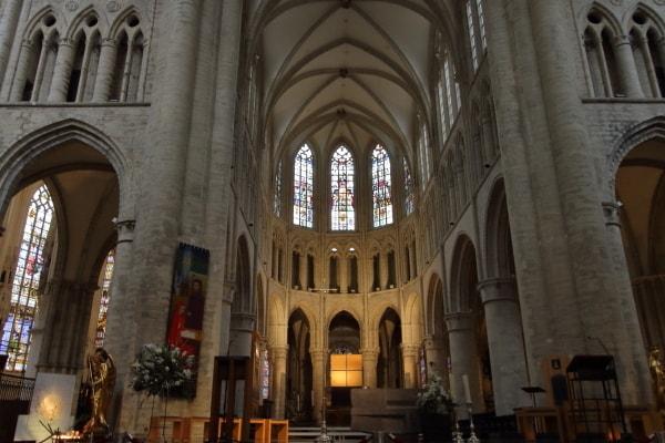 サンミッシェル大聖堂