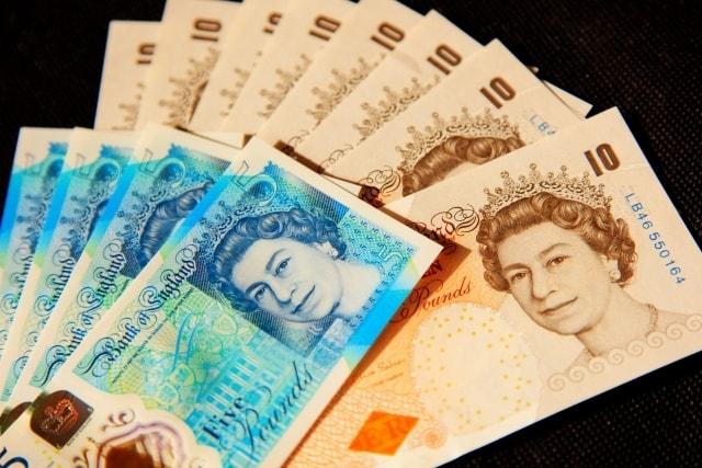 イギリスポンドは旧札・旧紙幣に注意|両替はバンクオブイングランドのみ?
