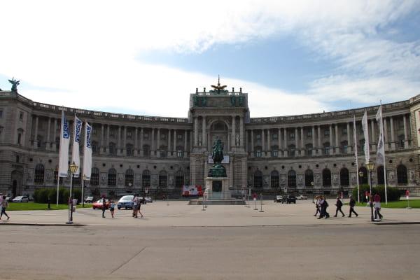 ウィーン_王宮