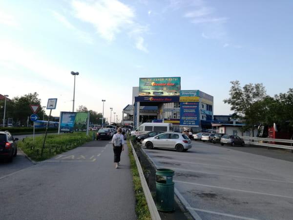 ザグレブバスターミナル1