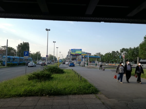 ザグレブバスターミナル2
