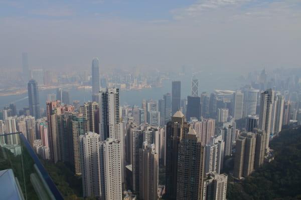 香港_ヴィクトリアピーク
