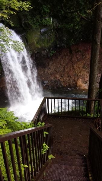 一の滝展望台