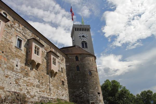 リュブリャナ城2