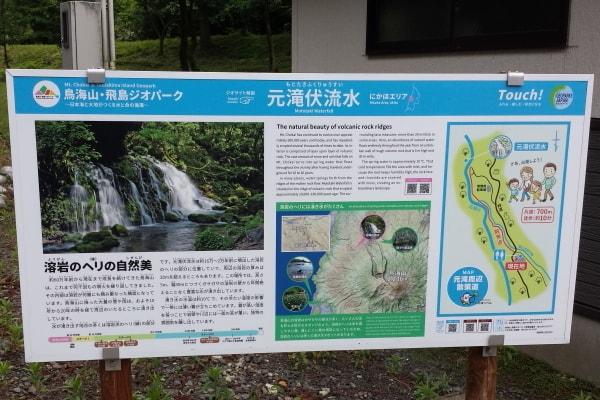 元滝伏流水ガイド