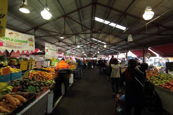クイーンヴィクトリアマーケット1