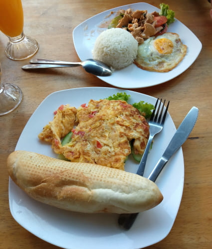 シェムリアップ_朝食