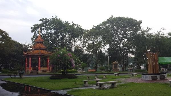 タイトランジット_ルンピニー公園1