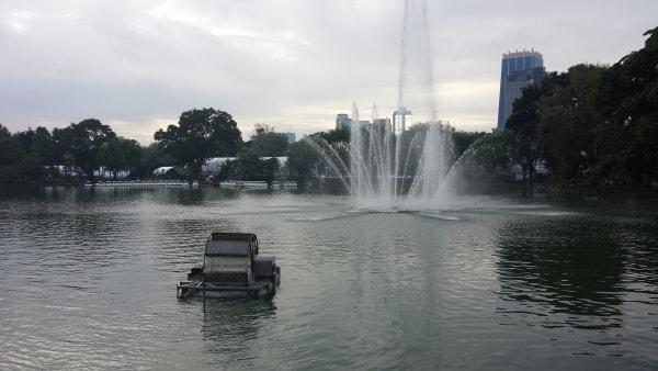 タイトランジット_ルンピニー公園2